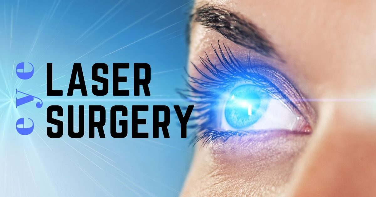 Laser Eye Surgery for the Retina
