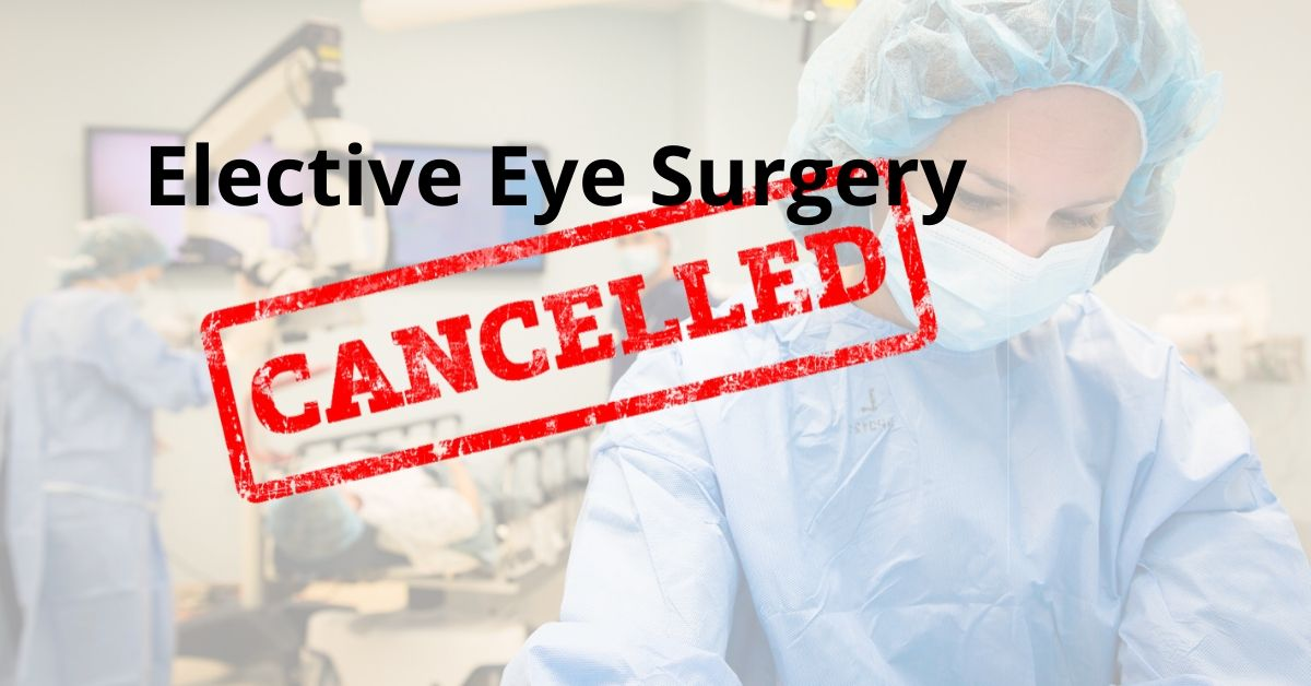 Elective Surgery May Stop