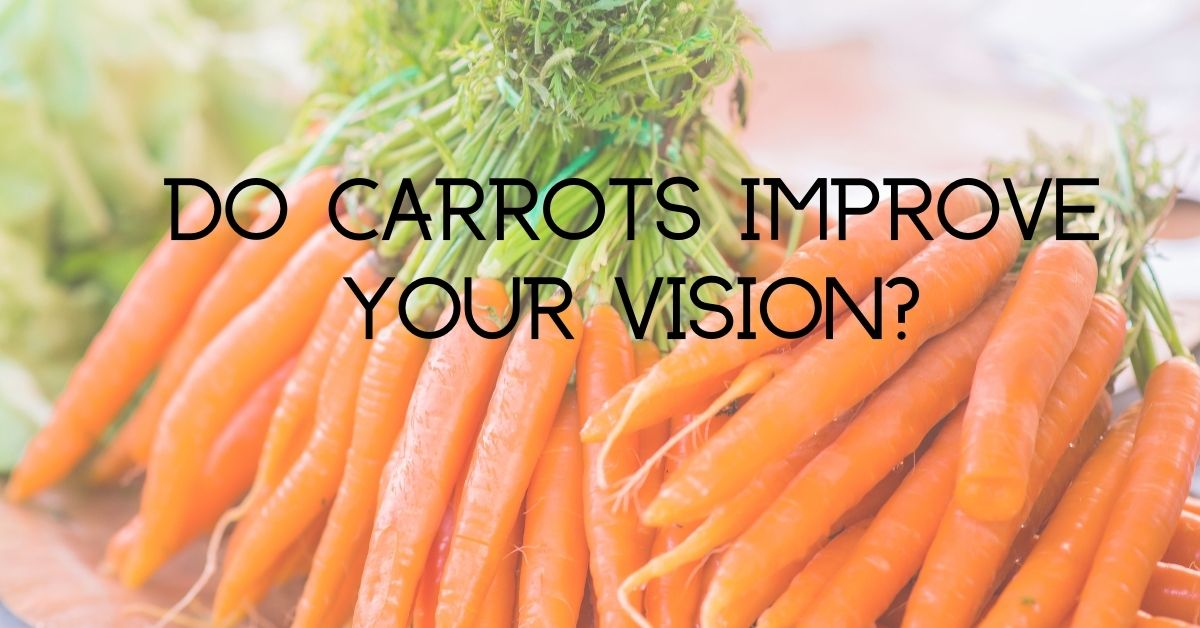 Eating Carrots to Improve Your Eye Health