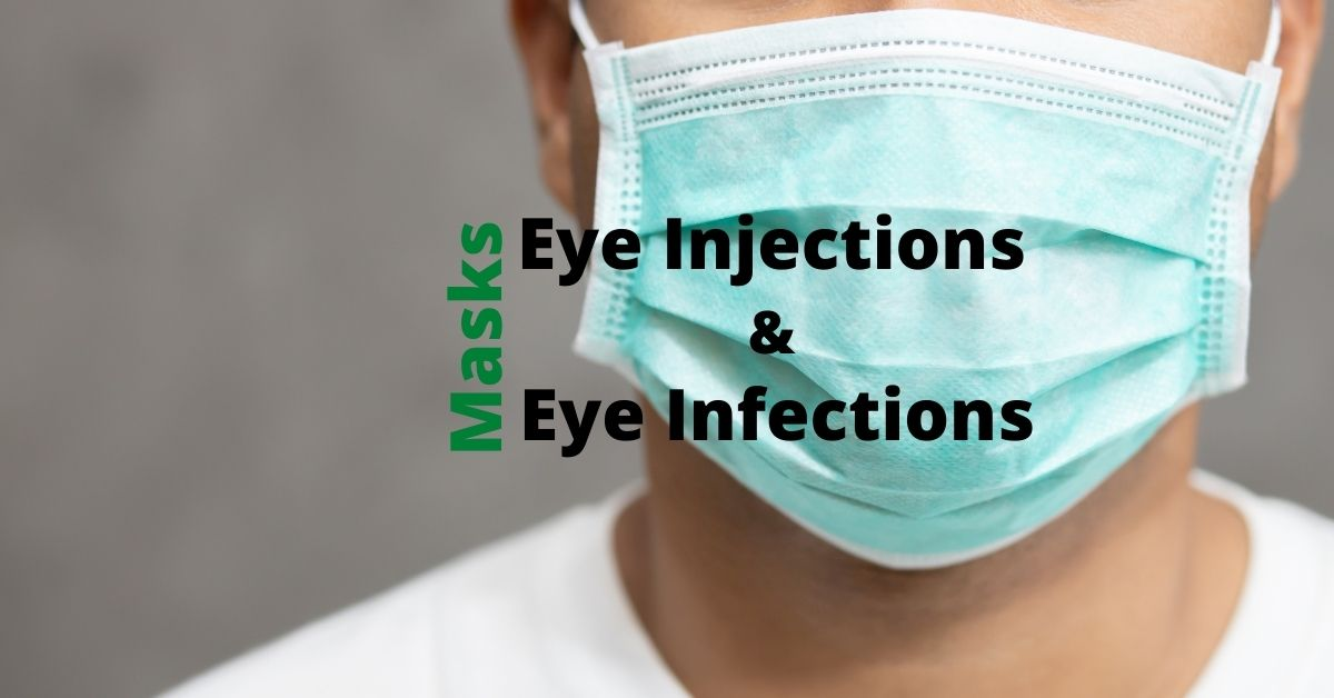 Face Mask May Increase Eye Infections