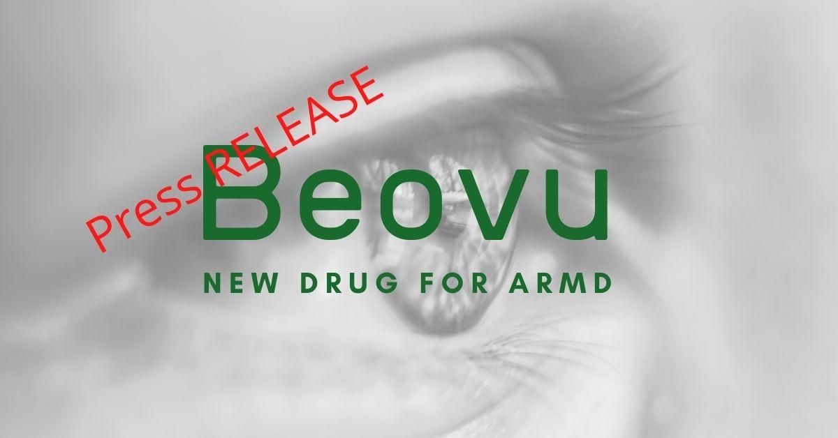 4 Week Dosing Beovu Study was Halted